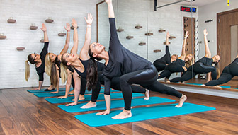Yoga Practitioners